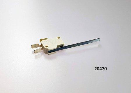 Mikroprzełącznik drzwi, MELAG